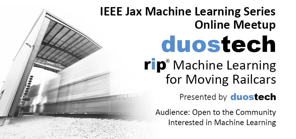 IEEE Jax Machine Learning Series