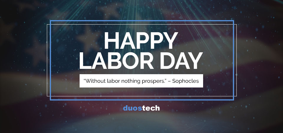 DUOT Labor Day